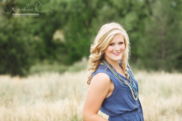 Colorado high school senior photographer with professional makeup and hair service in Littleton, Parker, Denver, Highlands Ranch and Cherry Creek.